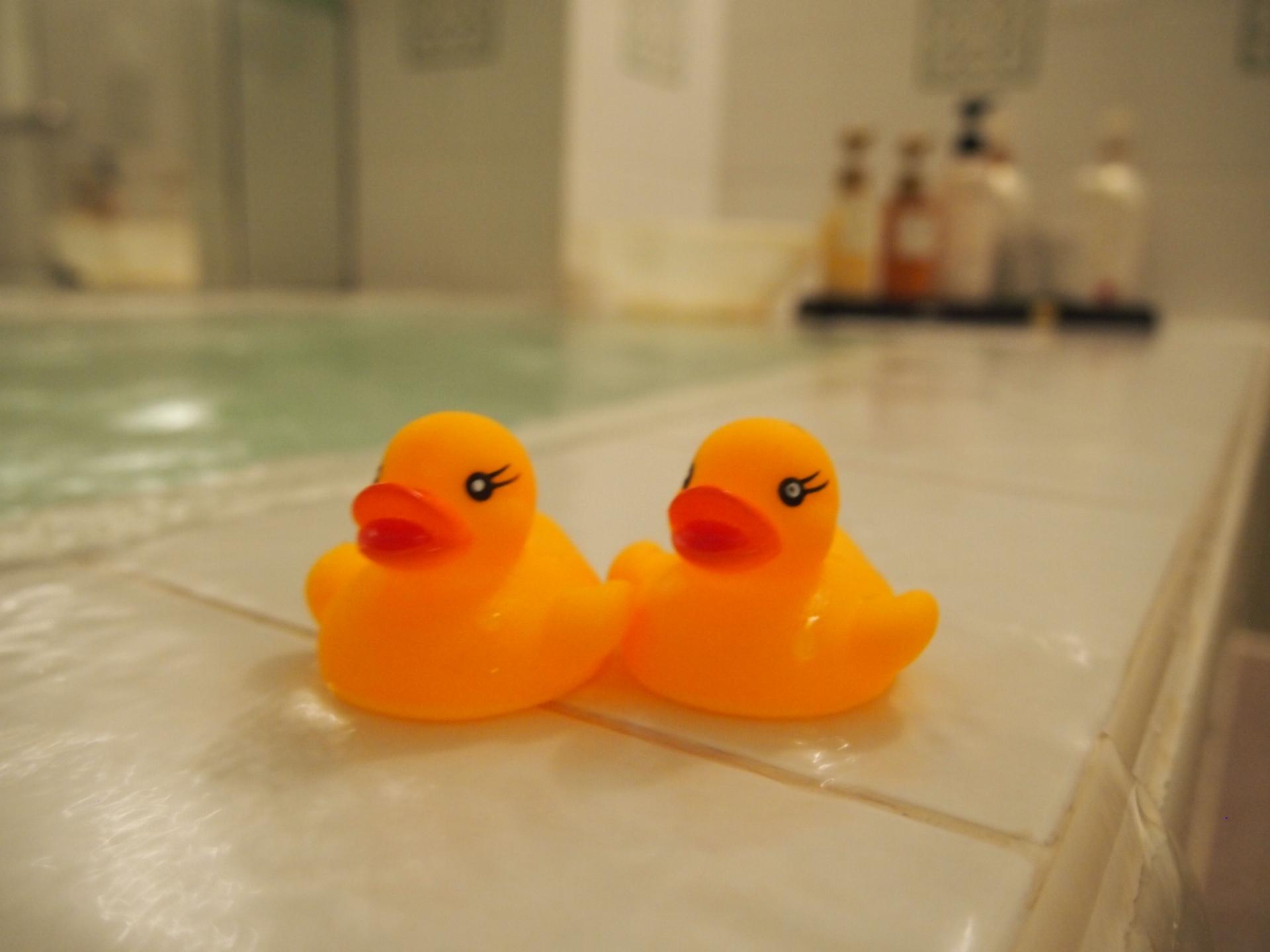 カビの無い過ごしやすいお風呂